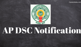 AP DSC 2018 : Notification, Syllabus, Application Form, Apply Online