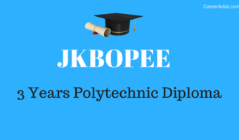 J&K PET (JKBOPEE) 2018 – Exam Pattern, Syllabus, Application Form, Admit Card