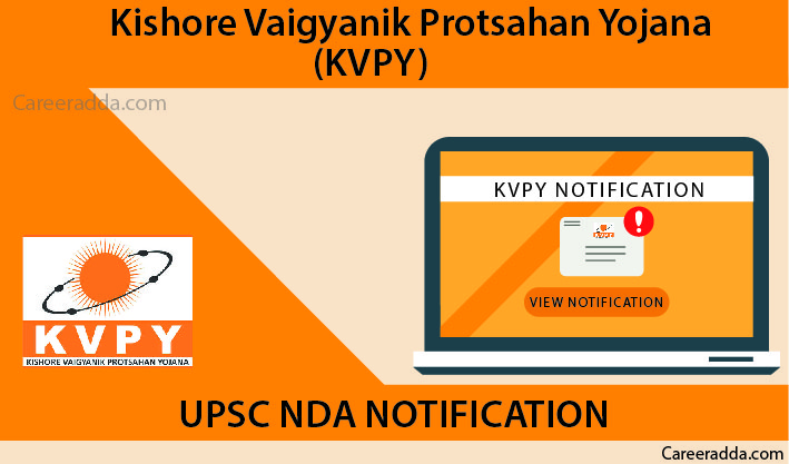 KVPY Notification