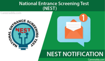 NEST 2018 – Notification, Eligibility, Application Form, Exam Pattern