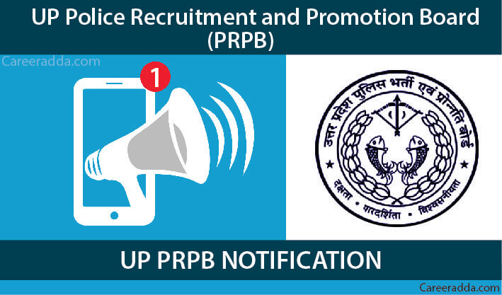 UP PRPB Notification