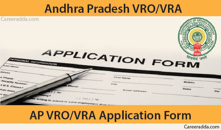 AP VRO VRA Application Form