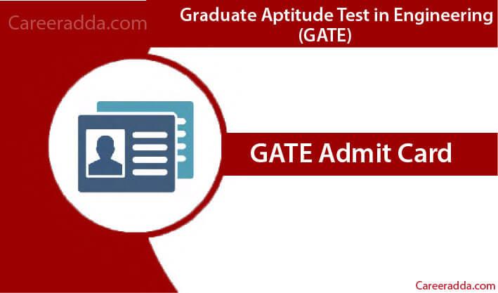GATE Admit Card