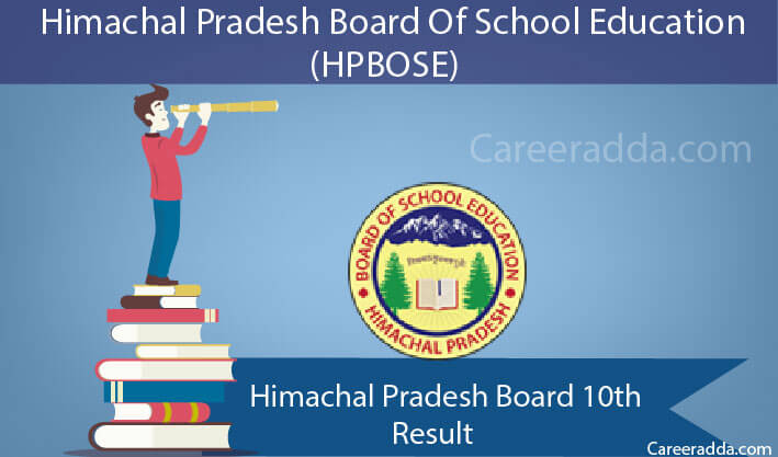HP Board 10th Class Result
