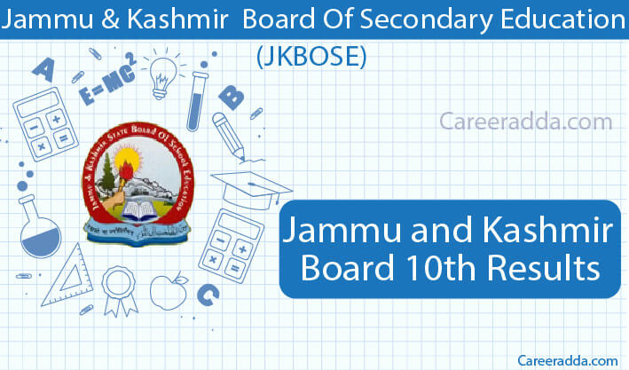 JK Board 10th Result