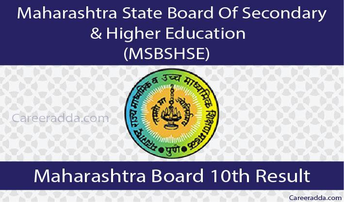 Maharashtra SSC Results