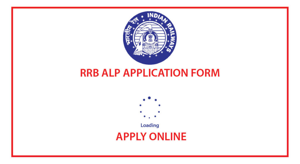 RRB ALP Apply Online