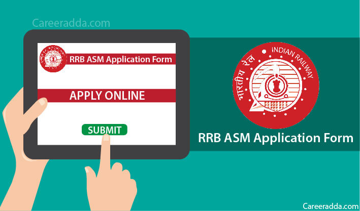 RRB ASM Application Form