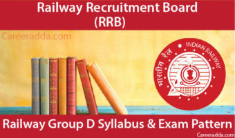 RRC Group D Syllabus 2018 & Exam Pattern