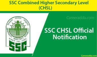 SSC CHSL 2017-18 Exam Date & Pattern, Syllabus, Admit Card