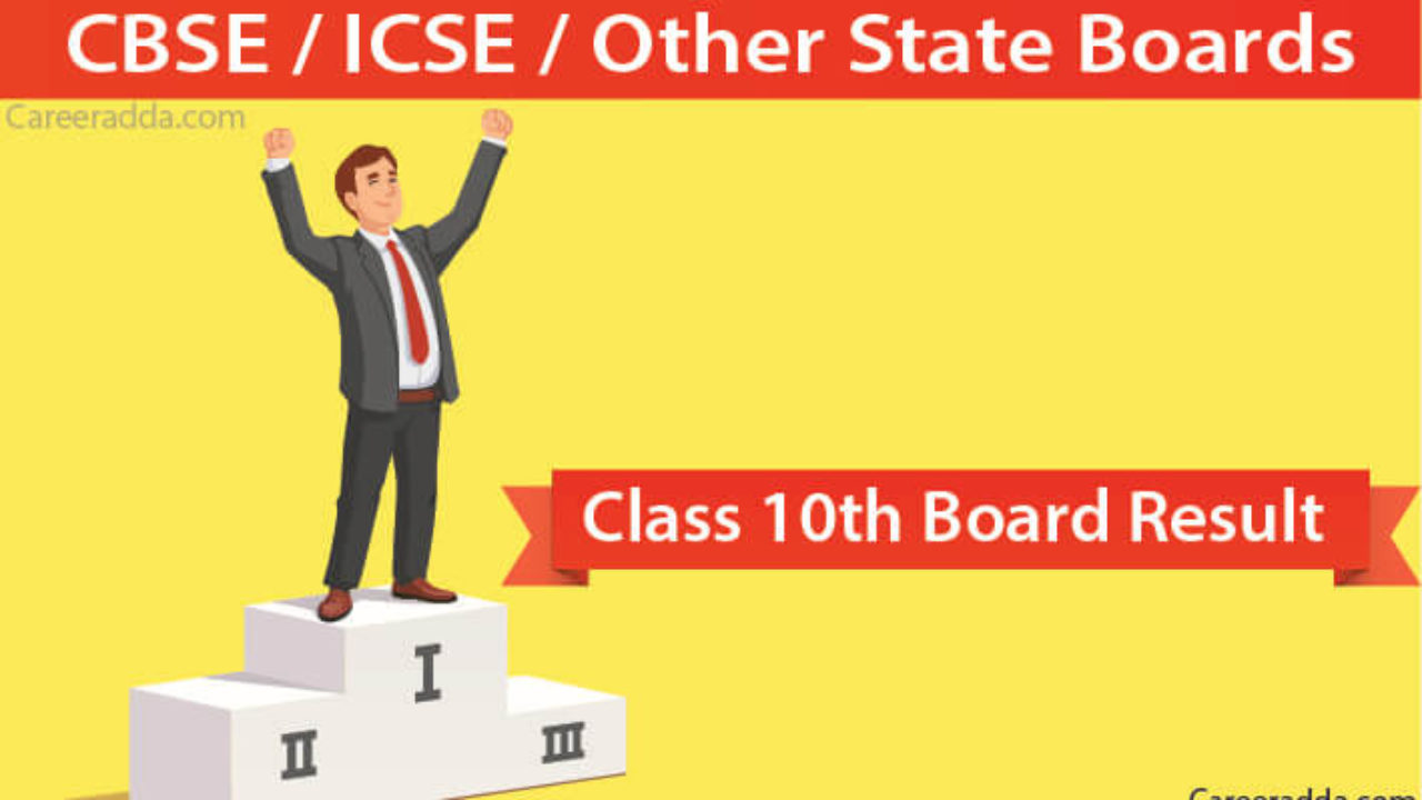 10th Class Results 2019 - All 10th Board Results 2019 Declaration Date