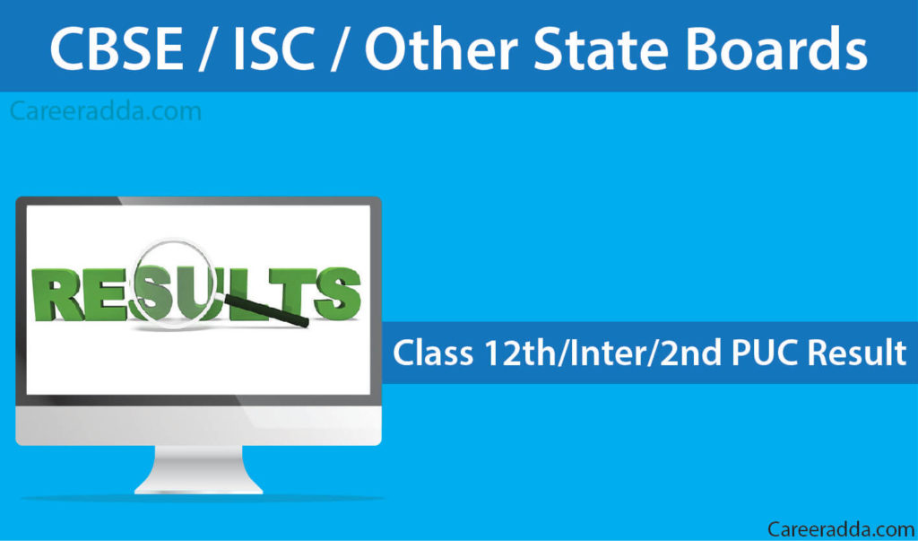 12th Class Result
