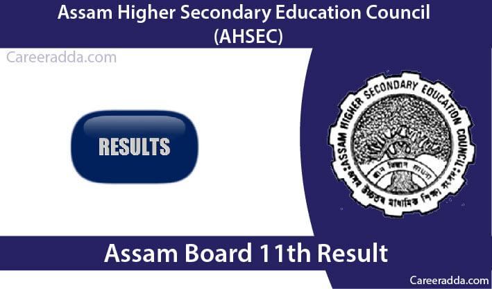 Assam Board 11th Results