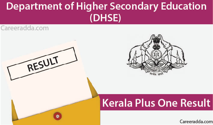 Kerala Plus One Result