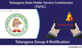 TSPSC Group 4 Notification 2018 – Apply Online, Application Form