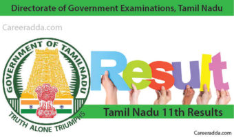 Tamil Nadu 11th Results 2018 – TN HSC Results 2018 1st Year