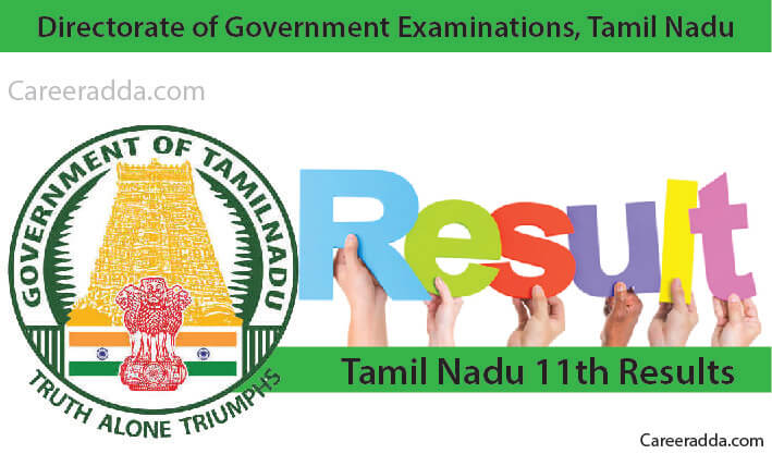 Tamil Nadu 11th Results