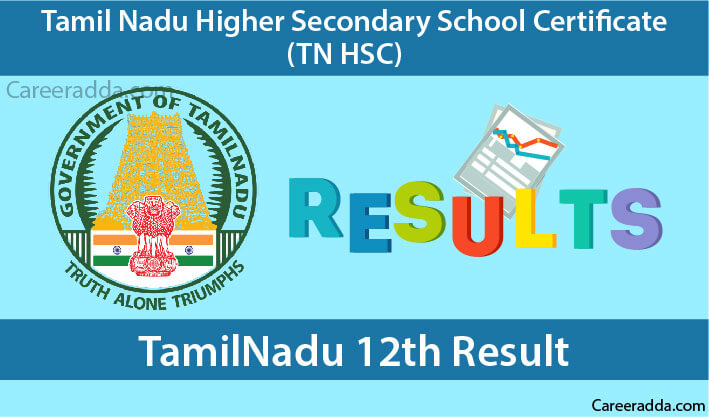 Tamil Nadu HSC Result