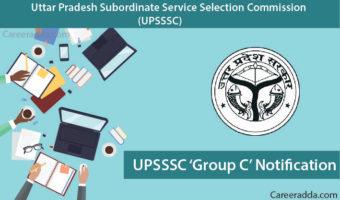 UPSSSC Group C  Recruitment 2018 – Notification, Syllabus, Vacancies