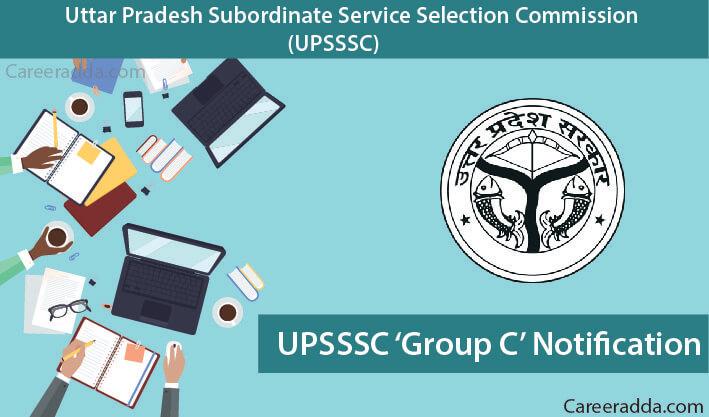 UPSSSC Group C Recruitment