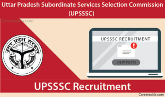 UPSSSC 2018 Recruitment – Apply Online For 694 Posts