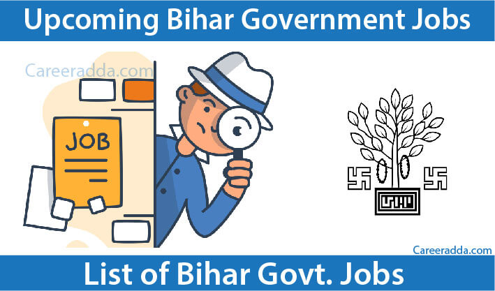 government jobs in Bihar
