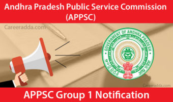 APPSC Group 1 Notification 2018, Syllabus, Application Form