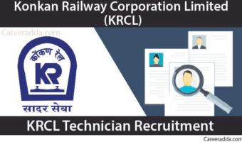 KRCL Technician Recruitment 2018 – Apply Online, Application Form