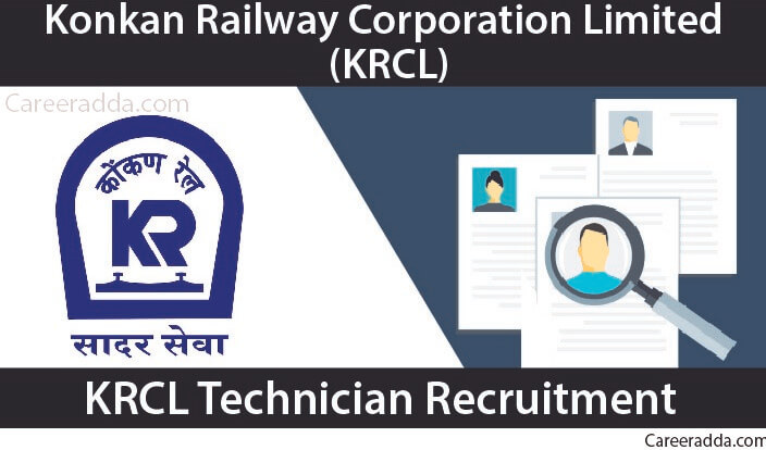 KRCL Technician Recruitment