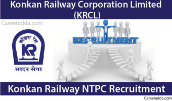 Konkan Railway NTPC Recruitment 2018 – Notification & Application Form