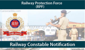 RPF Recruitment 2018 – Notification, Application Form, Exam Date