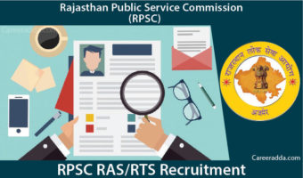 RPSC RAS 2018 Recruitment – Notification, Application Form