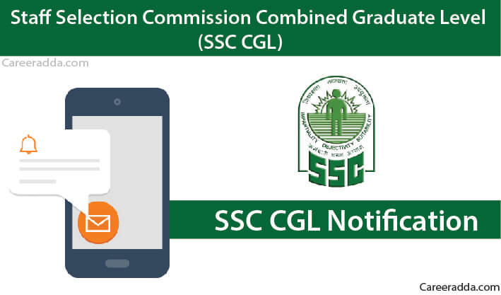 SSC CGL 2018 Notification