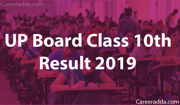 UP 10th Result 2019