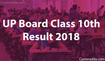 UP Board Class 10th Result 2018 – UP Board 10th Result 2018