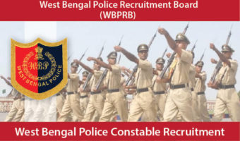 West Bengal Police Constable Recruitment 2018 – Apply Online, Application Form
