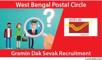 West Bengal Postal Circle Recruitment 2018 – Application Form & Apply Online