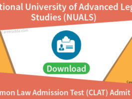 CLAT Admit Card