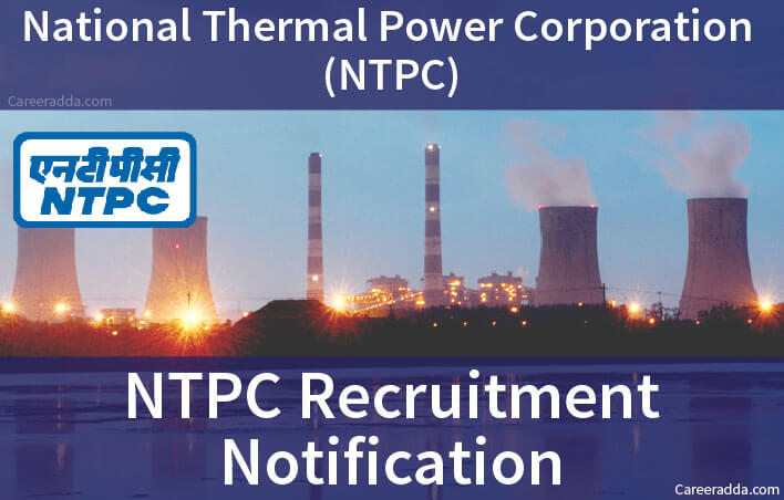 NTPC Recruitment