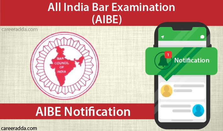 AIBE (12) Notification 2018 - Syllabus, Registration
