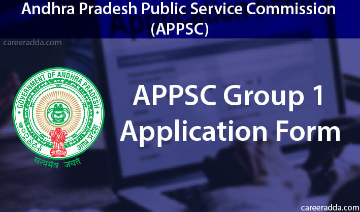 APPSC Group 1 Apply Online