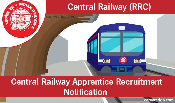 Central Railway Apprentice Recruitment