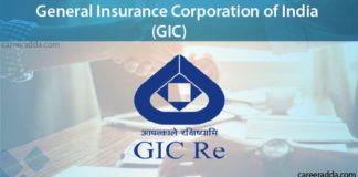 GIC Scale I Recruitment