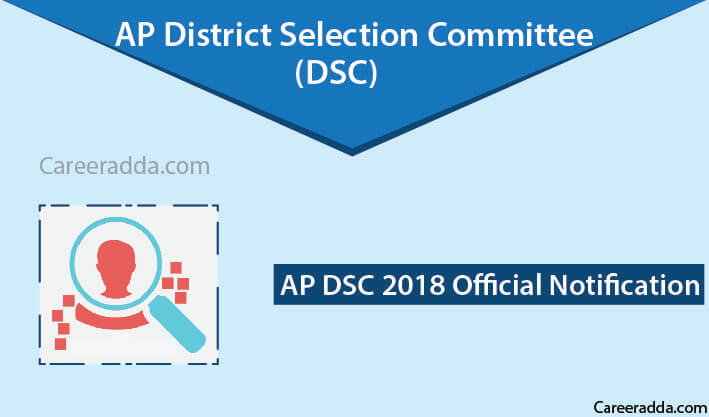 AP DSC 2018 Notification