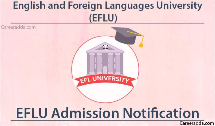 EFLU Admission