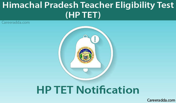 HP TET Notification