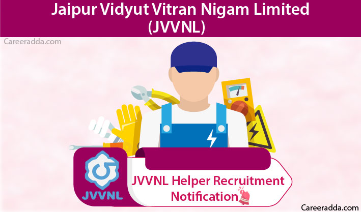 JVVNL Helper Recruitment