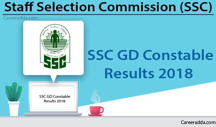 SSC GD Constable 2018 Results