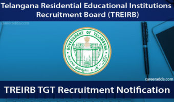 TREIRB TGT 2018 Recruitment – Notification, Apply Online, Application Form