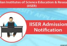 IISER Admission